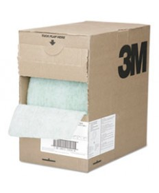 7920015989089, SKILCRAFT, EASY TRAP DUSTER SHEETS, 8 X 6 X 125 FT, WHITE, 250/ROLL