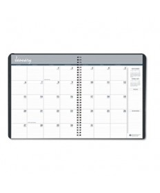 7530016007627 Monthly Appointment Planner, 11 x 8 1/2, Black/White, 2019-2021