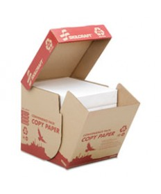 7530016111896, RECYCLED COPY PAPER, 8 1/2 X 11, 2500 REAMED SHEETS/BOX