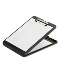 7520016189917, STORAGE CLIPBOARD; BLACK