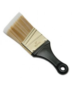 8020016213441, WIDE ANGLE SASH PAINT BRUSH, 3 LONG, 2 WIDE