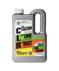 6850016284767, CALCIUM, LIME AND RUST REMOVER, 28 OZ BOTTLE, 12/CARTON