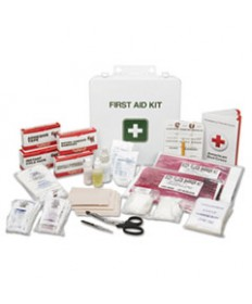 6545006561093, FIRST AID KIT, INDUSTRIAL/CONSTRUCTION, 8-10 PERSON KIT