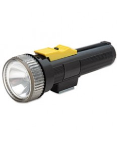 6230007813671, FLASHLIGHT, W/MAGNET, D BATTERIES, BLACK