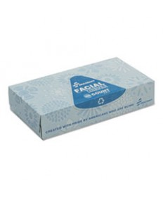 8540007935425, FACIAL TISSUE, 2-PLY, WHITE, 12/PACK