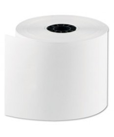 "REGISTROLLS THERMAL POINT-OF-SALE ROLLS, 2.25"" X 200 FT, WHITE, 40/CARTON"
