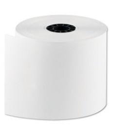 Registrolls Thermal Point-Of-Sale Rolls, 2 1/4 X 200', White