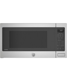 Profile 2.2 cu. ft. Countertop Microwave in Stainless Steel w/ Sensor Cooking