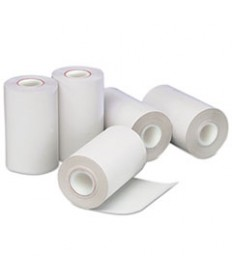Direct Thermal Printing Thermal Paper Rolls, 2 1/4 X 55 Ft, White, 50/carton