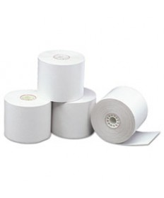 Direct Thermal Printing Thermal Paper Rolls, 2 5/16 X 209 Ft, White, 24/carton