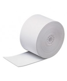 Direct Thermal Printing Thermal Paper Rolls, 2 5/16 X 338 Ft, White, 12/carton