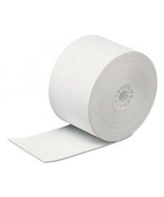 Impact Bond Paper Rolls, 44 Mm X 165 Ft, White, 100/carton