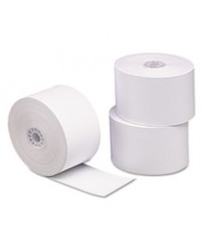 Single Ply Thermal Cash Register/pos Rolls, 2 5/16 X 356 Ft., White, 24/ct
