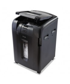 Stack-and-Shred 600XL Auto Feed Super Cross-Cut Shredder Value Pack, 600 Sheets