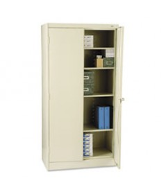 Box Compartments, Triple Stack, 36w X 18d X 72h, Medium Gray