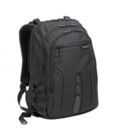 Spruce Ecosmart Backpack 17 Laptop, 19 1/2 X 13 X 6 3/4, Black