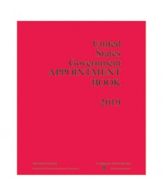7530016648797, Weekly Appointment Book, 11 x 9, Red, 2020