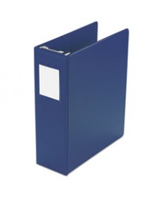 Heavy-Duty Round Ring View Binder W/extra-Durable Hinge, 2 Cap, Chartreuse