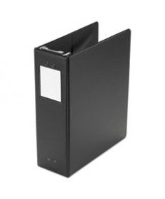 Heavy-Duty Round Ring View Binder W/extra-Durable Hinge, 2 Cap, Pc Blue
